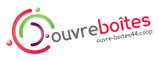 Logotype de la coopérative Ouvre-boites 44