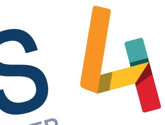 Zoom sur une partie du nouveau logo