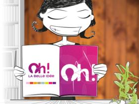 Illustration Oh! La belle idée Charte Graphique