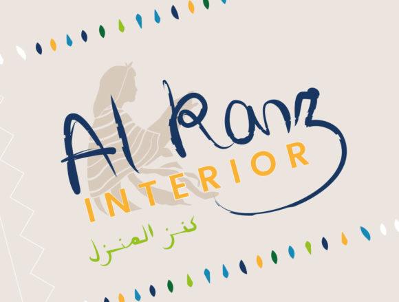 Création d'un logotype pour Al Kanz Interior
