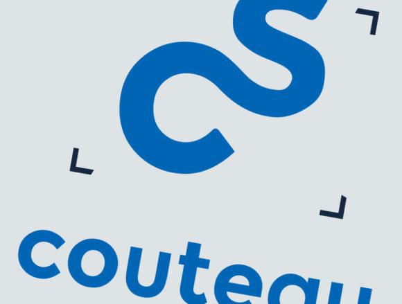 Refonte du logotype de Couteau Suisse Production