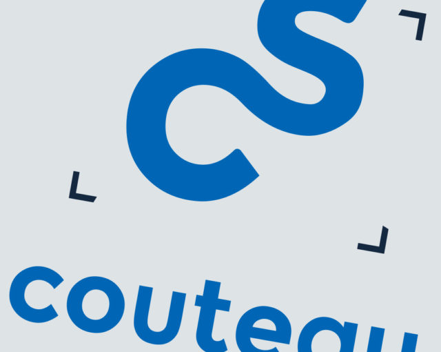 Refonte du logotype de Couteau Suisse Production